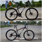 จักรยานเสือภูเขา TRINX X4S ล้อ 27.5 นิ้ว เกียร์ 27 สปีด HDC โช้คหน้า เฟรมอลูมิเนียม