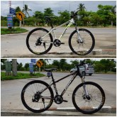 จักรยานเสือภูเขา TRINX ล้อ 27.5 นิ้ว เกียร์ 24 สปีด M407