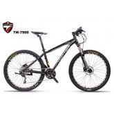 จักรยานเสือภูเขา TWITTER รุ่น TW7900 เฟรมอลูมิเนียม 30 สปีด DEore 2015
