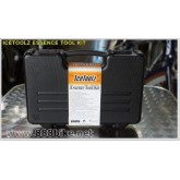 ชุดเครื่องมือซ่อมจักรยาน ICETOOLZ ชุดเล็ก กล่องดำ ESSENCE TOOL KIT BOX 82F4