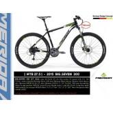 จักรยานเสือภูเขา MERIDA BIG.SEVEN 300 ,27สปีด โช๊คลม ดิสน้ำมัน ล้อ 27.5(650B) 2015