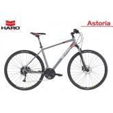 จักรยานไฮบริด Haro Astoria เฟรมอลู 27 สปีด ดิสน้ำมัน 2016