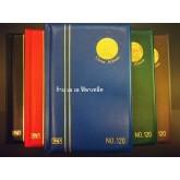สมุดเก็บสะสม - เหรียญพระ - AAP - 4 เล่ม 4 สี - อย่างหนา คุณภาพดี - เก็บได้ 120 เหรียญ - ไม่ใช้เม้าท์