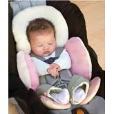 เบาะรองรถเข็นและคาร์ซีท Baby Car Seat, Stroller Cushion