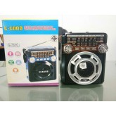 วิทยุ FM AM USB  G-Good ตัวเล็กรุ่น G-781C