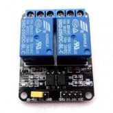 Relay 2 Channel 5V 10A 250V for Arduino
