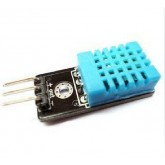DHT11 Digital Temperature and Humidity Sensor with PCB Plate