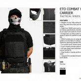 ETO Plate Carrier
