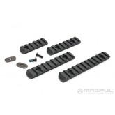 รางปืน Magpul : MOE Polymer Rail Sections : 7 Slots