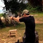 เรียนยิงปืน Private : ปืนพก Pistol Tactical Shooting