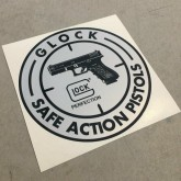 Sticker GLOCK