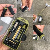 Pistol Cleaning Kit  9mm./.357/.38