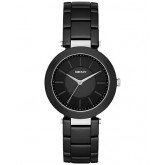 นาฬิกา DKNY รุ่น NY2292 Womens Stanhope Black Ceramic