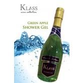 KLASS Wine Collection - Shower Gel Green Apple