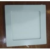 ดาวไลท์ขอบขาว เหลี่ยม แอลอีดี 6วัตต์  3.5นิ้ว STL แสงขาว รับประกัน 2ปี