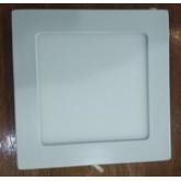 ดาวไลท์ขอบขาว เหลี่ยม 18วัตต์ 8นิ้ว LED แอลอีดี แสงขาว STL รับประกัน 2ปี