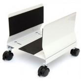 AIDATA ที่วาง CPU ไอดาต้า - Metal Mobile CPU Stand(CS001E) สีขาว