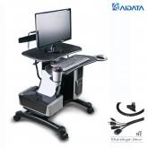 AIDATA โต๊ะวางคอมพิวเตอร์ PC แบบวางจอ (PCC004P)