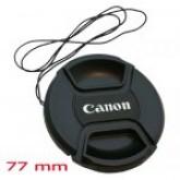 ฝาปิดเลนส์แคนนอน ขนาด 77 มม./CANON LENA CAP 77mm.