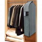 Suit Bag ถุงสูทนิ่มสีเทา 2 ใบ