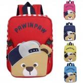 กระเป๋าเป้สะพายหลังเด็กลายหมี
