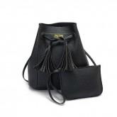 กระเป๋าtote pu สไตล์เกาหลี