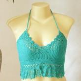 Buango Knitting Green