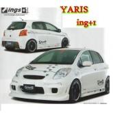 ชุดแต่งรอบคัน Yaris ทรง ING+1