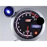 เกจ์วัดรอบ Auto-Gauge 5 (เบนซิน) (LCD)