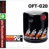 กรองน้ำมันเครื่อง KN PS-1002_ดำ 3/4 In.-16 (Toyota 6 8สูบ)JZ FZ VZ vigo_2004_KN