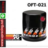 กรองน้ำมันเครื่อง KN PS-1003_ดำ 3/4 In.-16 (Toyotag4สูบ SRดำ)_KN