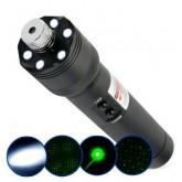 ปากกาชี้แสงเลเซอร์200mW+ไฟLED รุ่นModel CVGF-G125