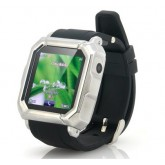 นาฬิกาโทรศัพท์สมาร์โฟน รุ่น Mercury ,GSM,Touch Screen,Camera,รองรับภาษาไทย