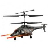 เฮลิคอปเตอร์บังคับiHelicopterรุ่น Apache อาปาเช่ลายพรางกลางคืน