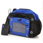 กระเป๋ากล้องชาร์ตแบตพลังงานแสงอาทิตย์ 2200mAh