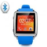 นาฬิกาโทรศัพท์บูลธูลสมาร์ทวอซ Migo สีฟ้า