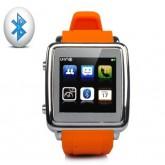 นาฬิกาโทรศัพท์บูลธูลสมาร์ทวอซ Migo ส้ม