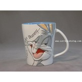 แก้วลูนี่ย์ทูนส์ ลายบัคส์ บันนี่(bugs bunny)