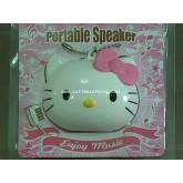 ลำโพง แบบพกพา หัวคิตตี้ Kitty portable speaker