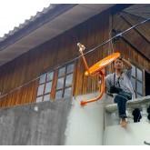 ภาพการติดตั้ง จาน IPM 60 cm+Ipm Clear Duo Twin บ้าน นักวิชาการเชียงใหม่