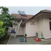 ช่าง ผึ้ง ติดตั้ง จาน thaisat Duo บ้านกลาง ประตูโขง สันป่าฝ้าย บ้านธิ ป่าซาง ลำพูน