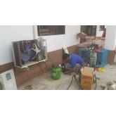 ช่าง ผึ้ง ติดตั้งเปลี่ยน Compressor Lg หนองหอย สันนาเม็ง นิมมานต์ สันติธรรม สันกำแพง เชียงใหม่