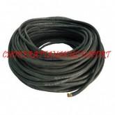สายเชื่อมไฟฟ้าสีดำ 25 SQ.MM 600 เส้น ลวด0.12มม.