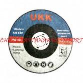 แผ่นเจียร์ UKK 4 นิ้วx6มม.