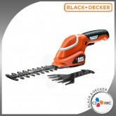 BLACK+DECKER เครื่องตัดเล็มพุ่มไม้ รุ่น GSL700