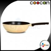 COOCAN Gold คูแคนโกลด์ กระทะก้นลึก ขนาด 28 ซม.