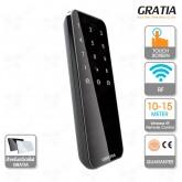 GRATIA Touch Screen Remote รีโมทระบบสัมผัส (สำหรับใช้ควบคุมสวิตช์ไฟ) สีดำ รุ่น GRCT-B