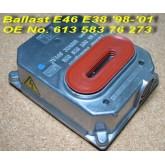 บัลลาสต์(กล่องควบคุมซีนอน)สำหรับไฟหน้า BMW E46 โฉมแรก(ตาตก) ปี 1998-2001 และ E38 740iL ปี 1998-2001