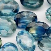 พลอยแซฟไฟร์(Sapphire) พลอยธรรมชาติแท้ น้ำหนัก 3.00 กะรัต