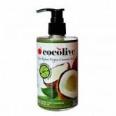 น้ำมันมะพร้าวสกัดเย็น virgin coconut oil (by Cocolive Farm)